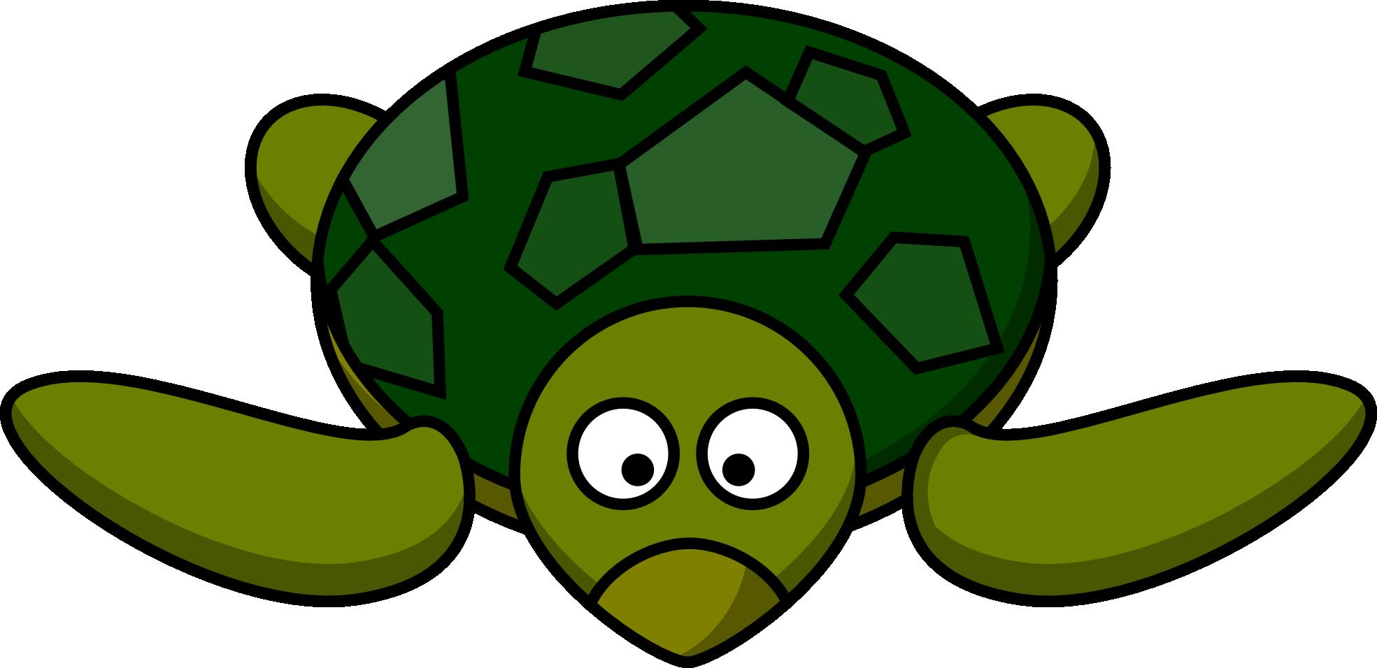 Clipart face tortoise. Cartoon turtles free winter