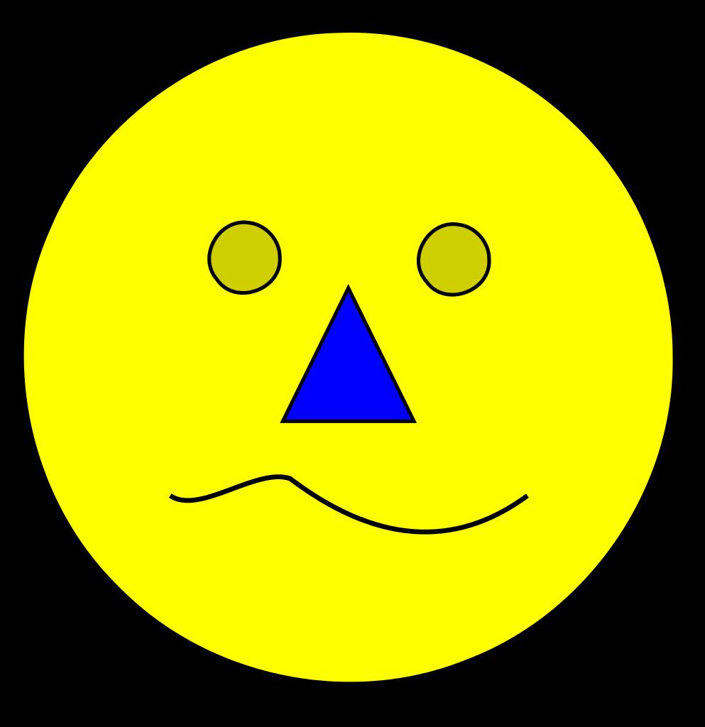 Faces clipart transparent. Smiley face background panda