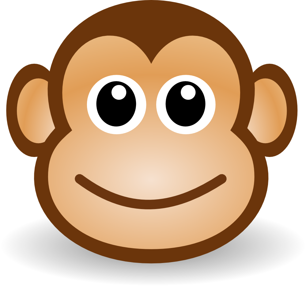Food clipart monkey. Png transparent free images