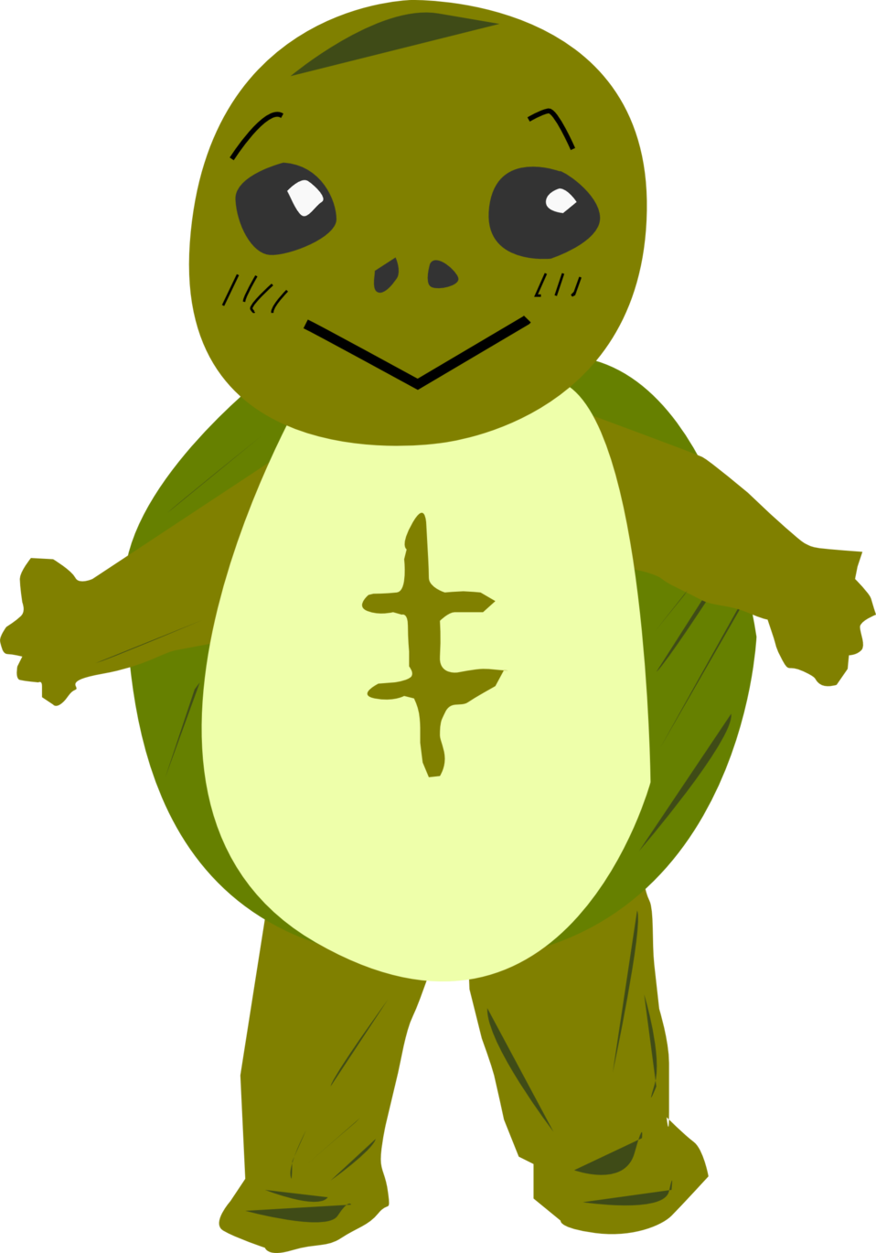 Clipart turtle logo. Cartoon at getdrawings com