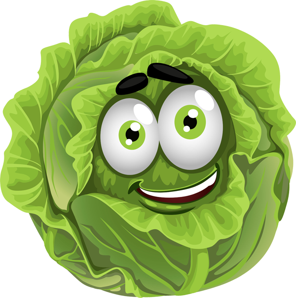 Clipart vegetables faces. Gifs divertidos yerli mal