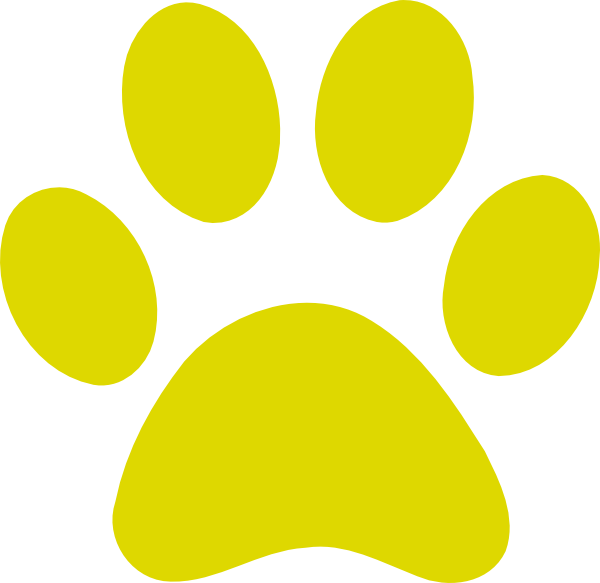 Wildcat paw download best. Pawprint clipart royalty free