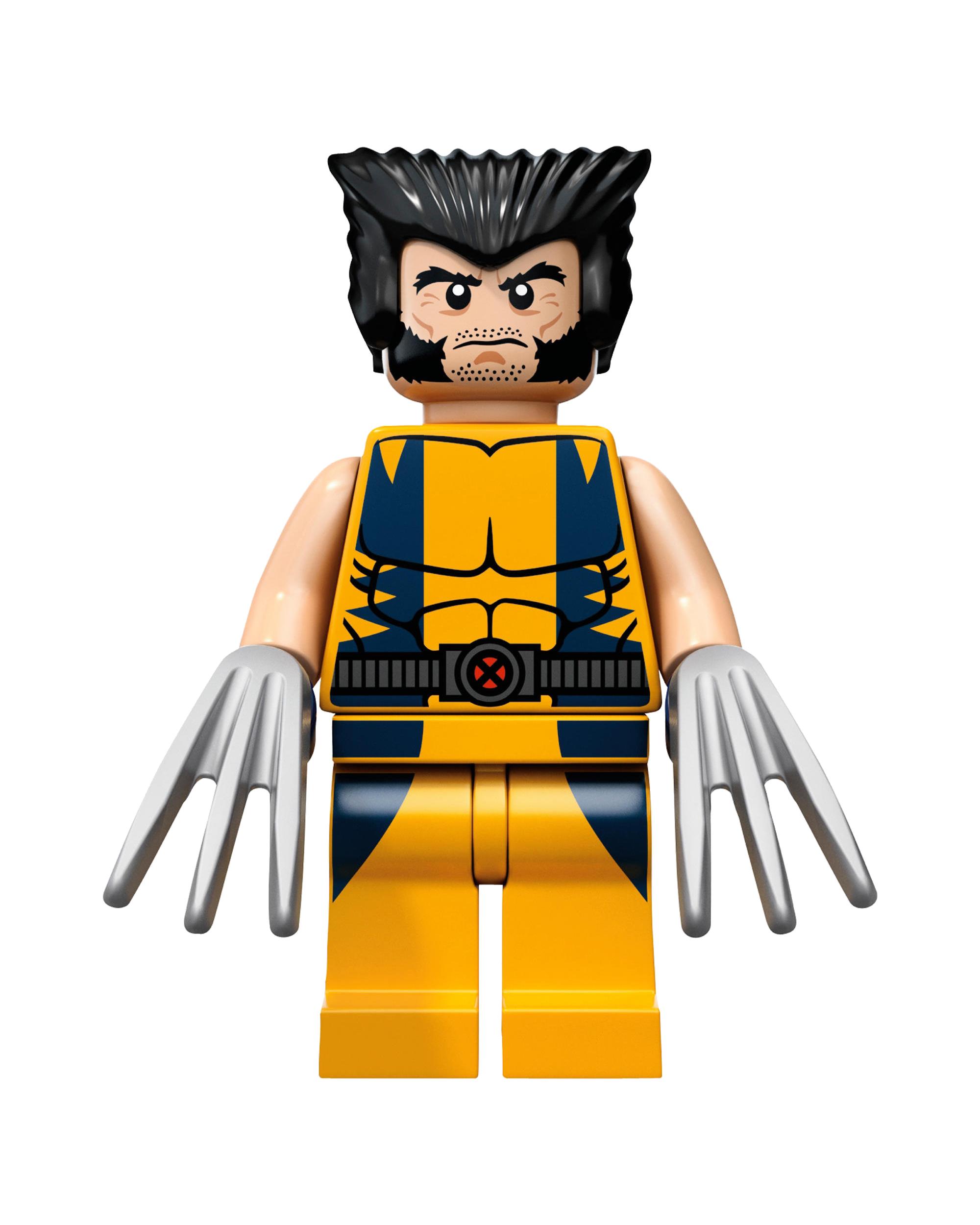 Lego super heroes wolverine. Good clipart bravo