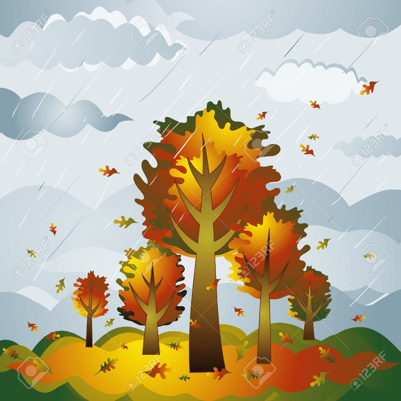Free beautiful cliparts download. Clipart fall autumn day