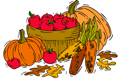 Fall clipart autumn food. Free cliparts download clip