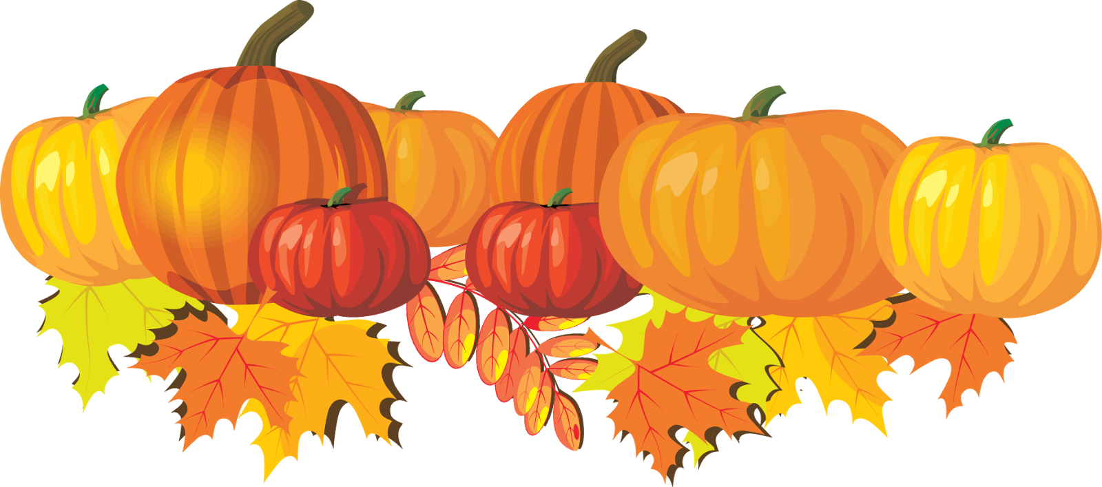 Pumpkin clipart patchwork. Fall color report that