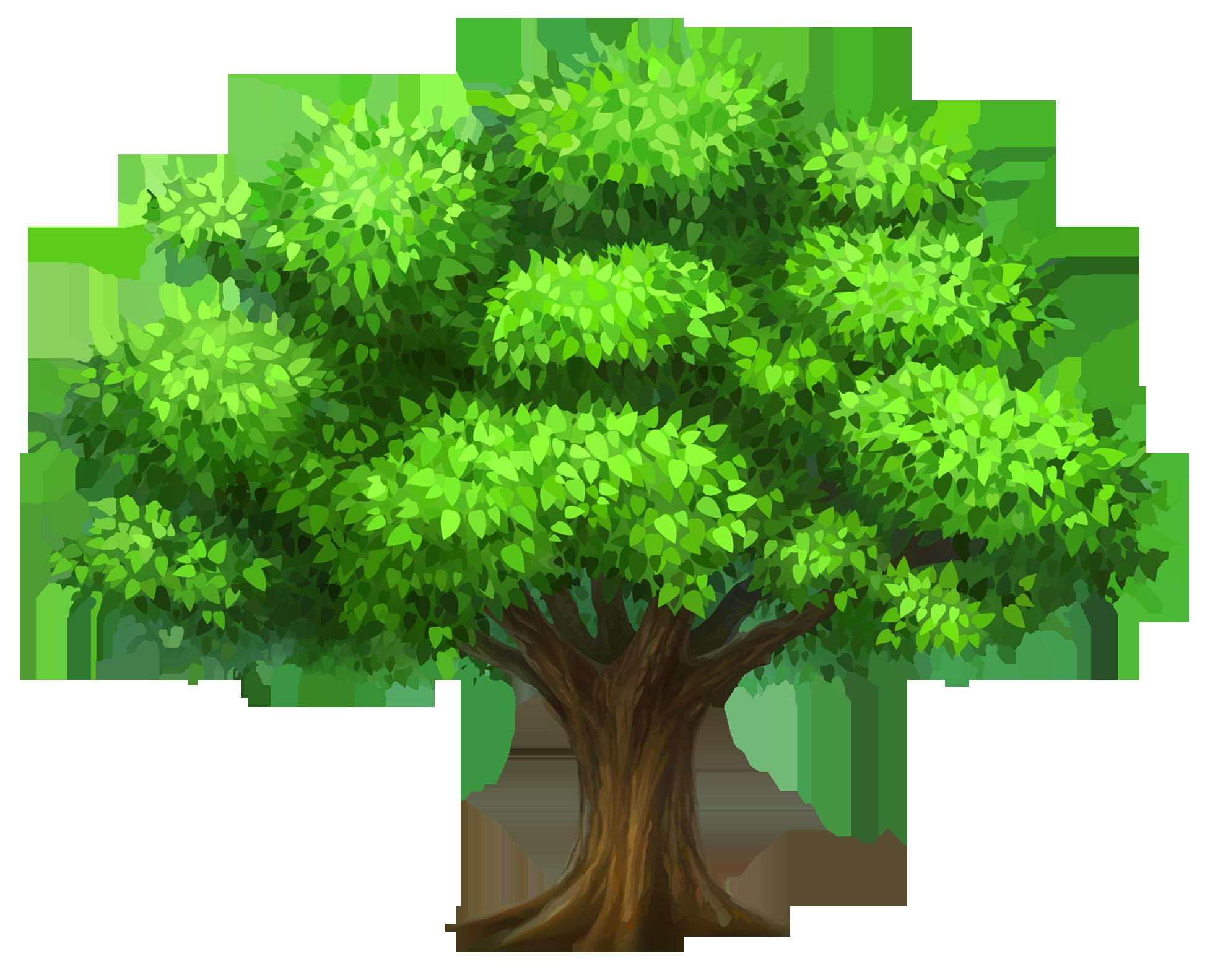 Landscapes pinterest. Tree clipart oak