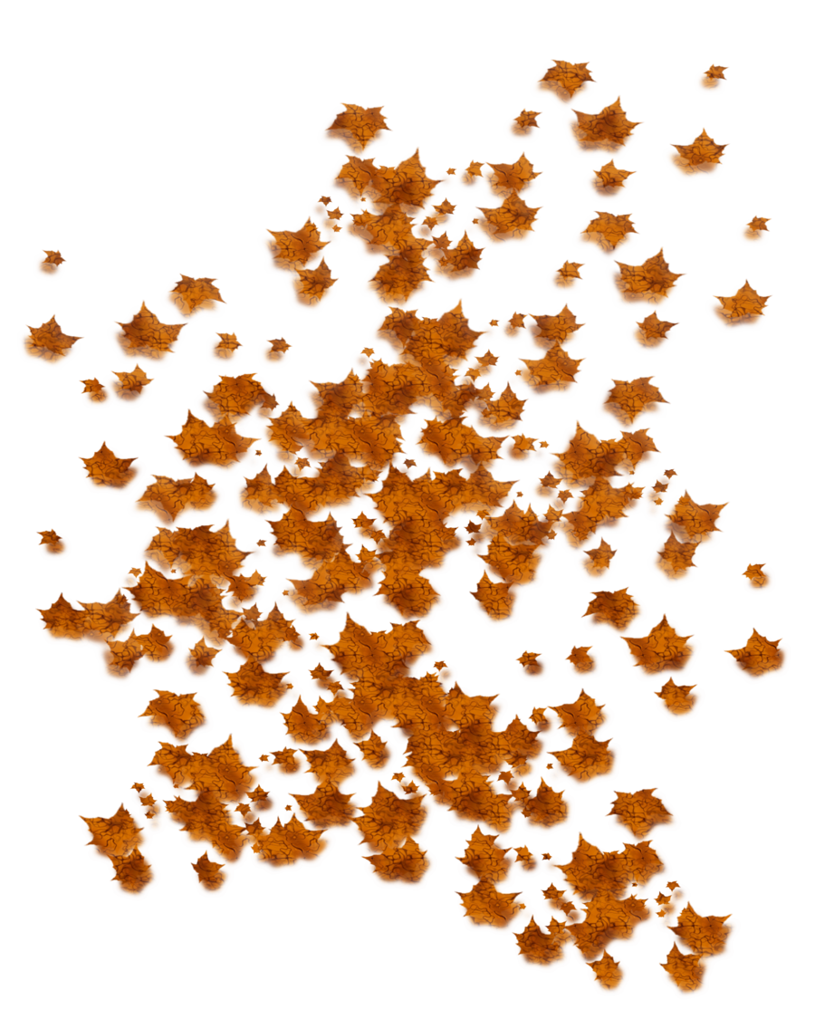 Falling leaves png mart. Clipart fall fallen leave