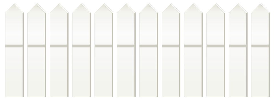 Transparent white png gallery. Clipart fall fence