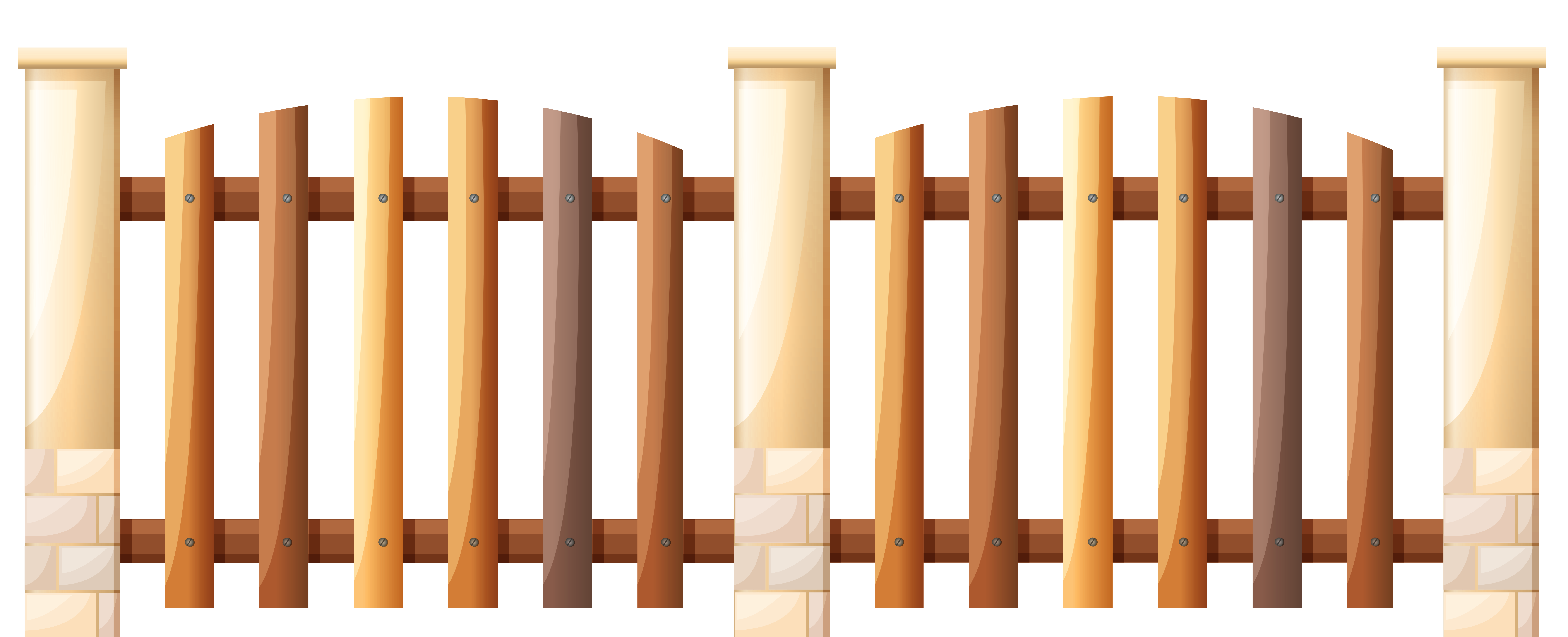 Clipart halloween fence. Wooden yard png gallery