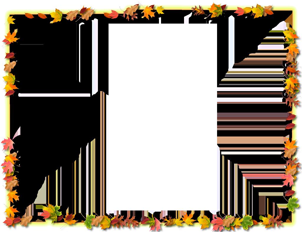 Thanksgiving border png. Gold frame clipart panda