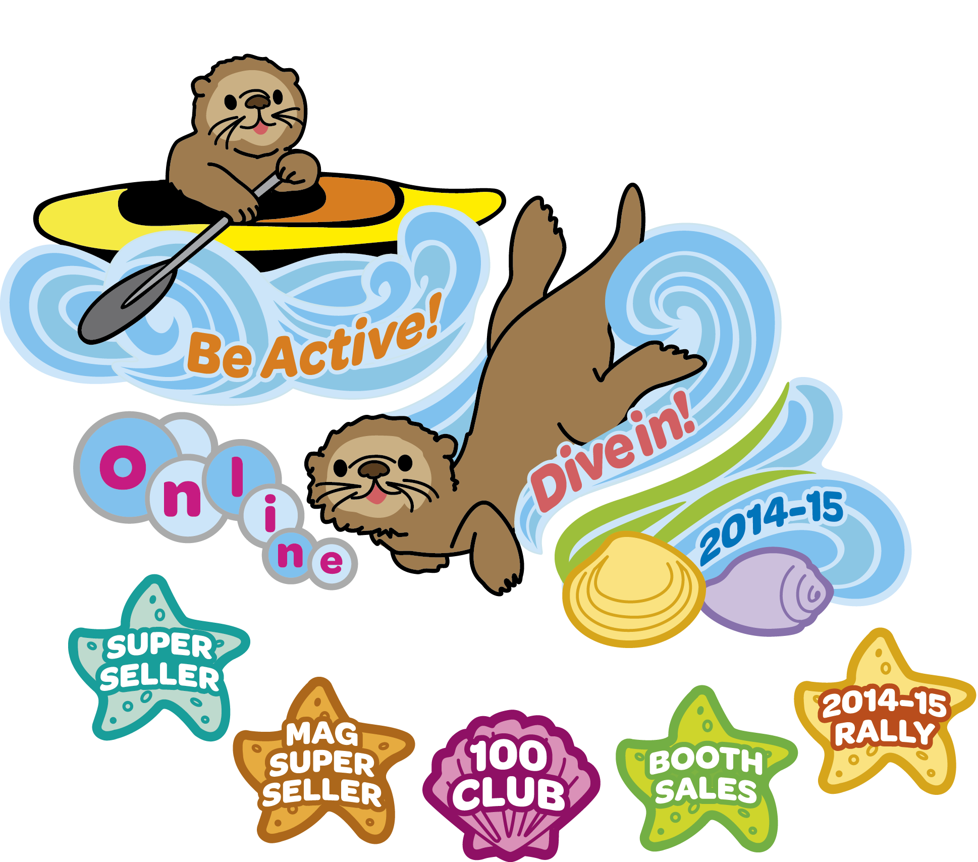 clipart fall group