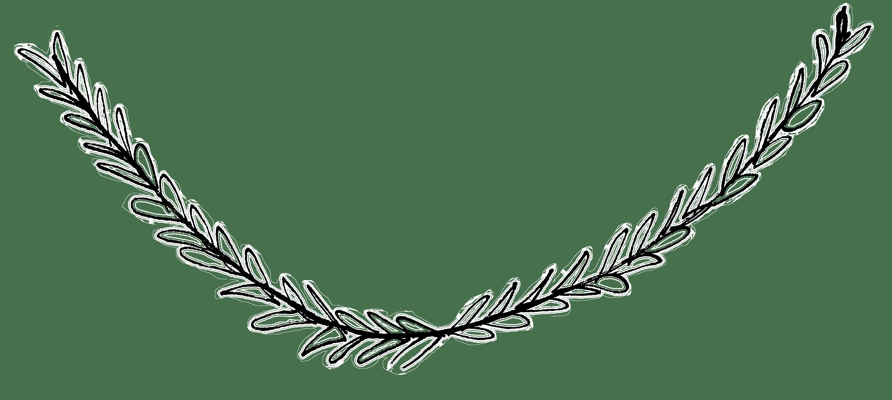 Free hand drawn clip. Flourish clipart heart