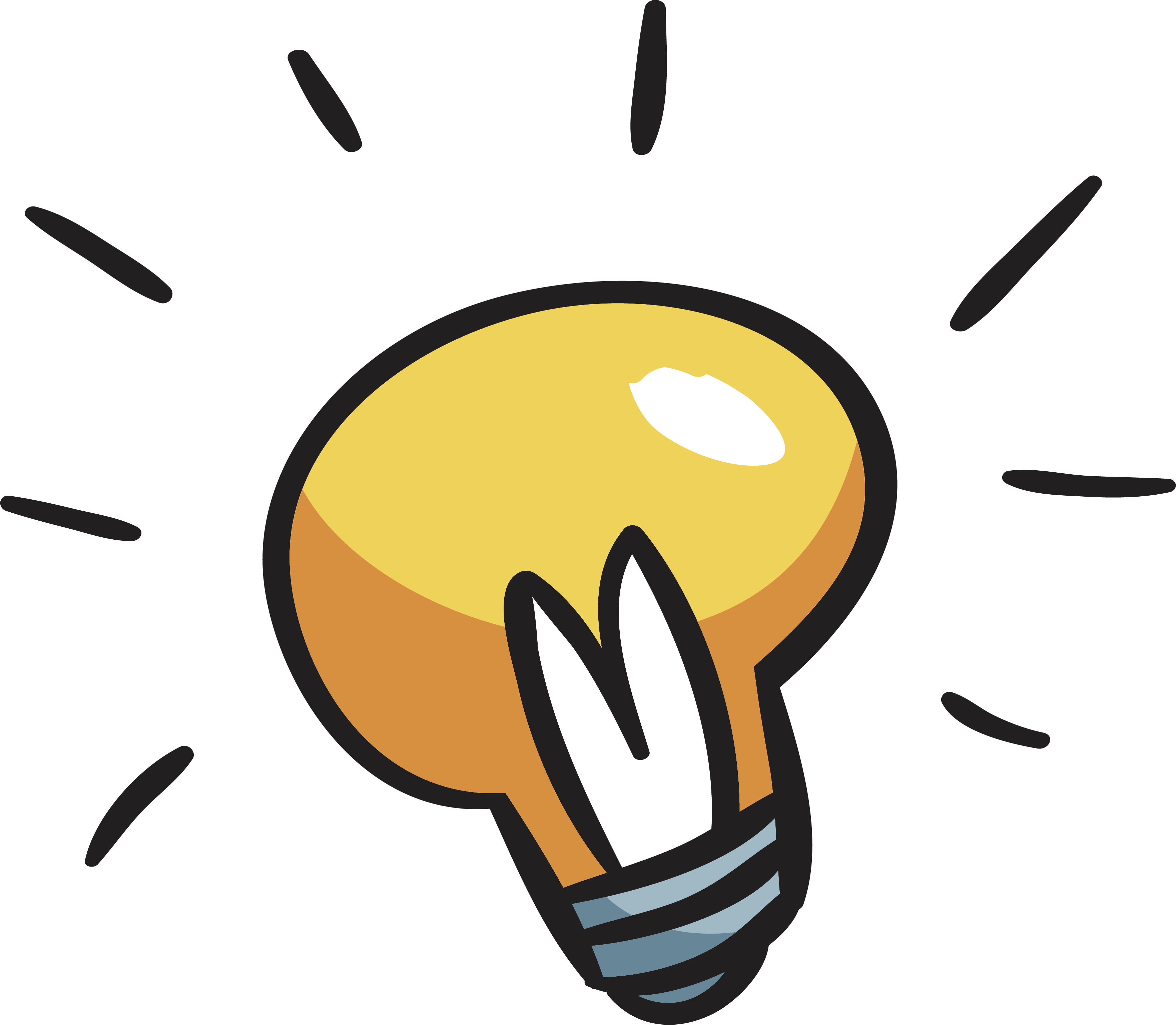 Thinking clipart light bulb, Picture #2126380 thinking clipart ...