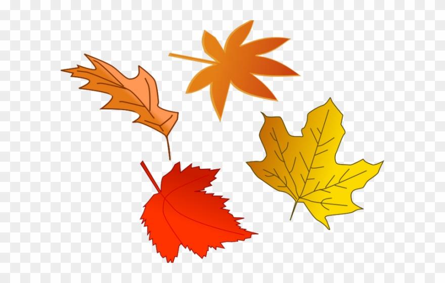 Maple leaf leaves clip. Clipart fall november