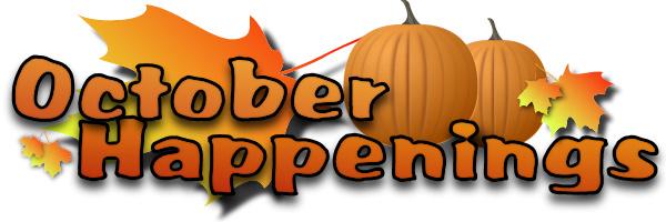 Clipart fall october. Autumn clip art free
