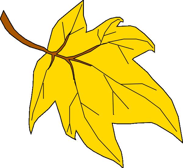 leaf clipart kid