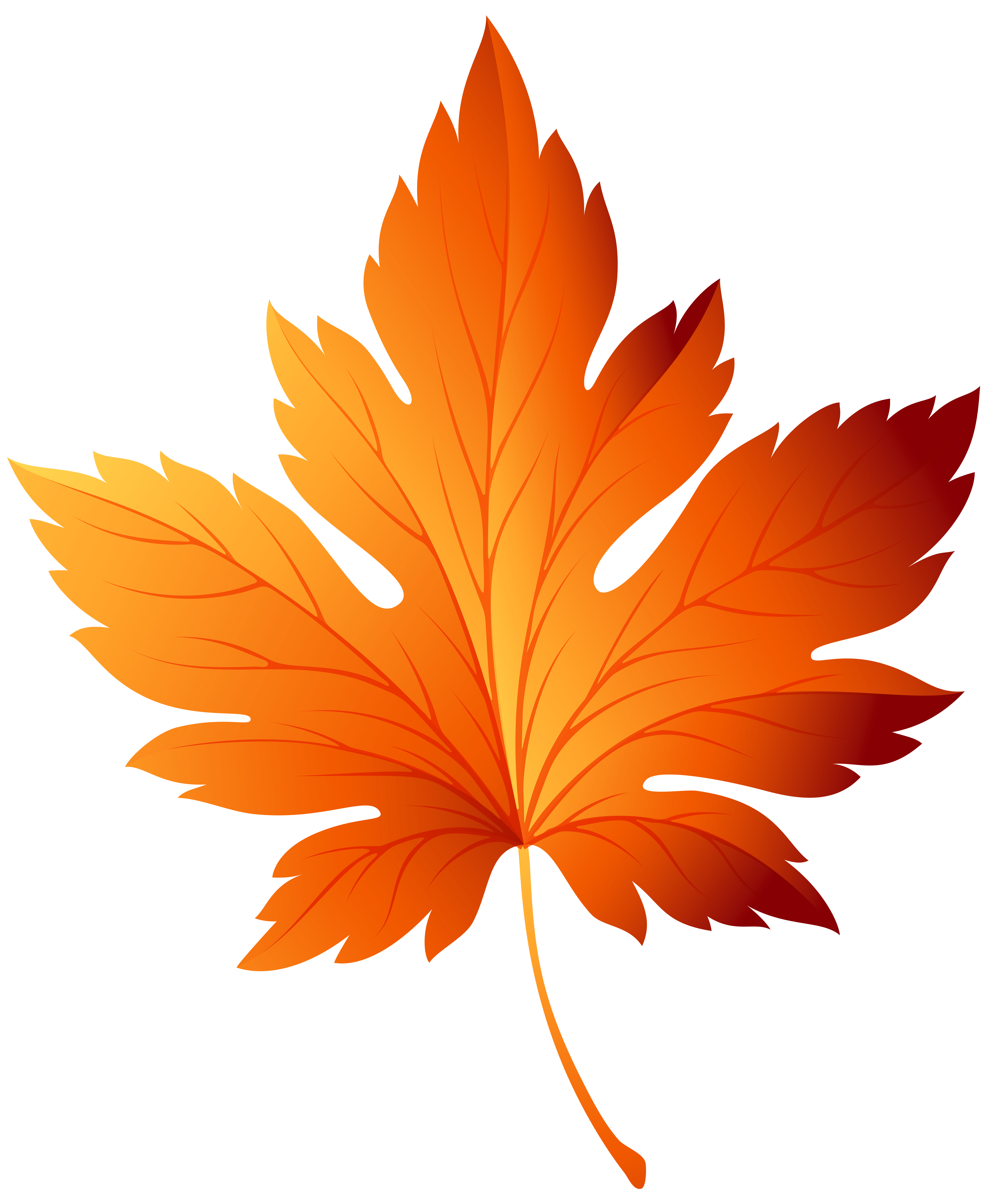 Outdoors clipart cute fall leaves. Autumn leaf transparent picture