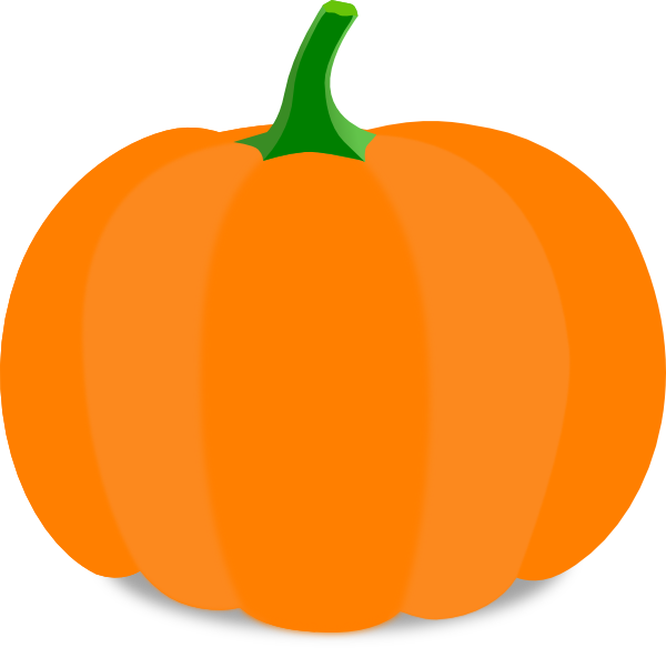 Pumpkin clipart vegetable. Clip art at clker