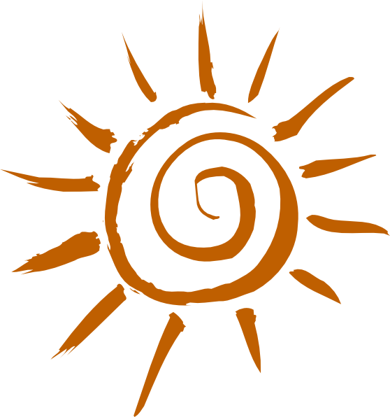 Sun clip art at. Clipart fall whimsical