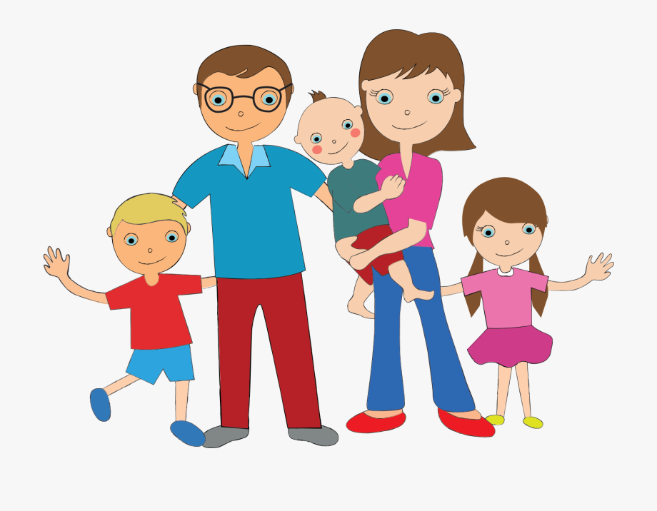 members of free. Family clipart