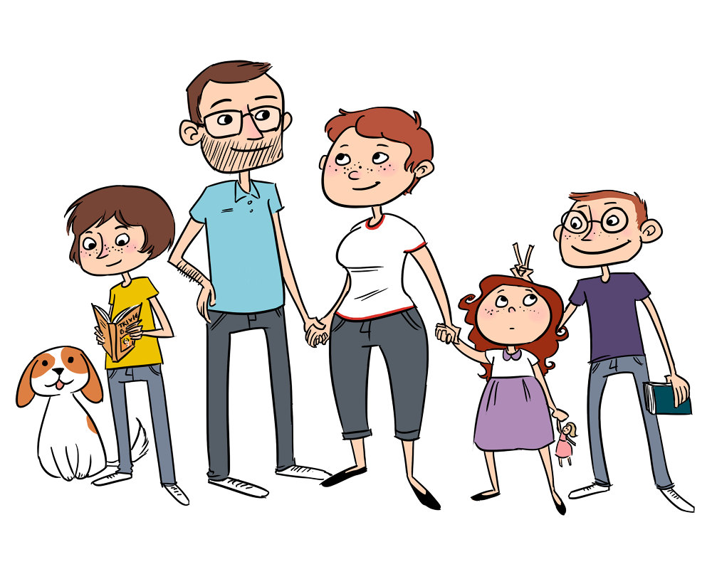 Free cliparts download clip. Family clipart animated
