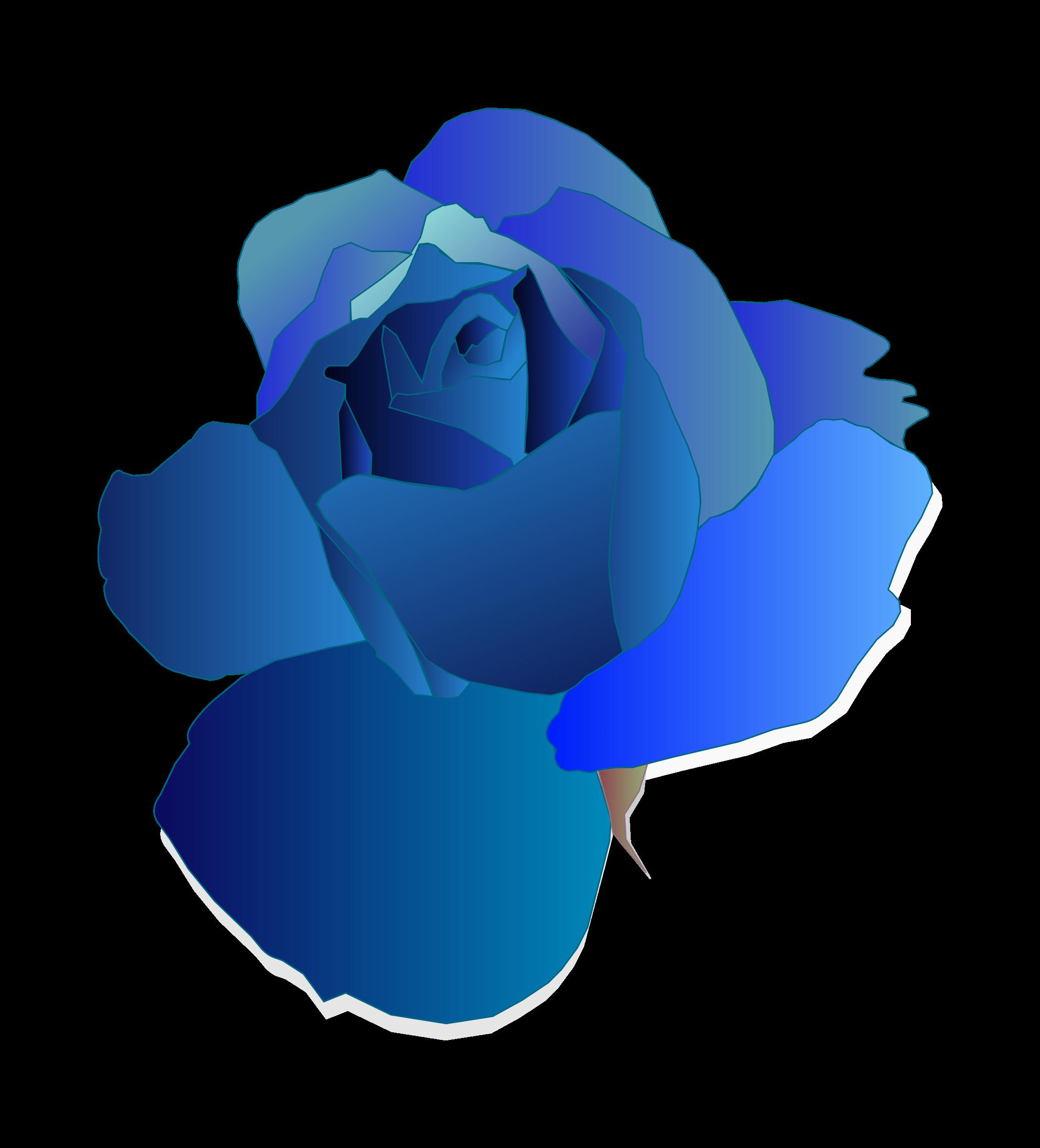Families clipart blue. Rose
