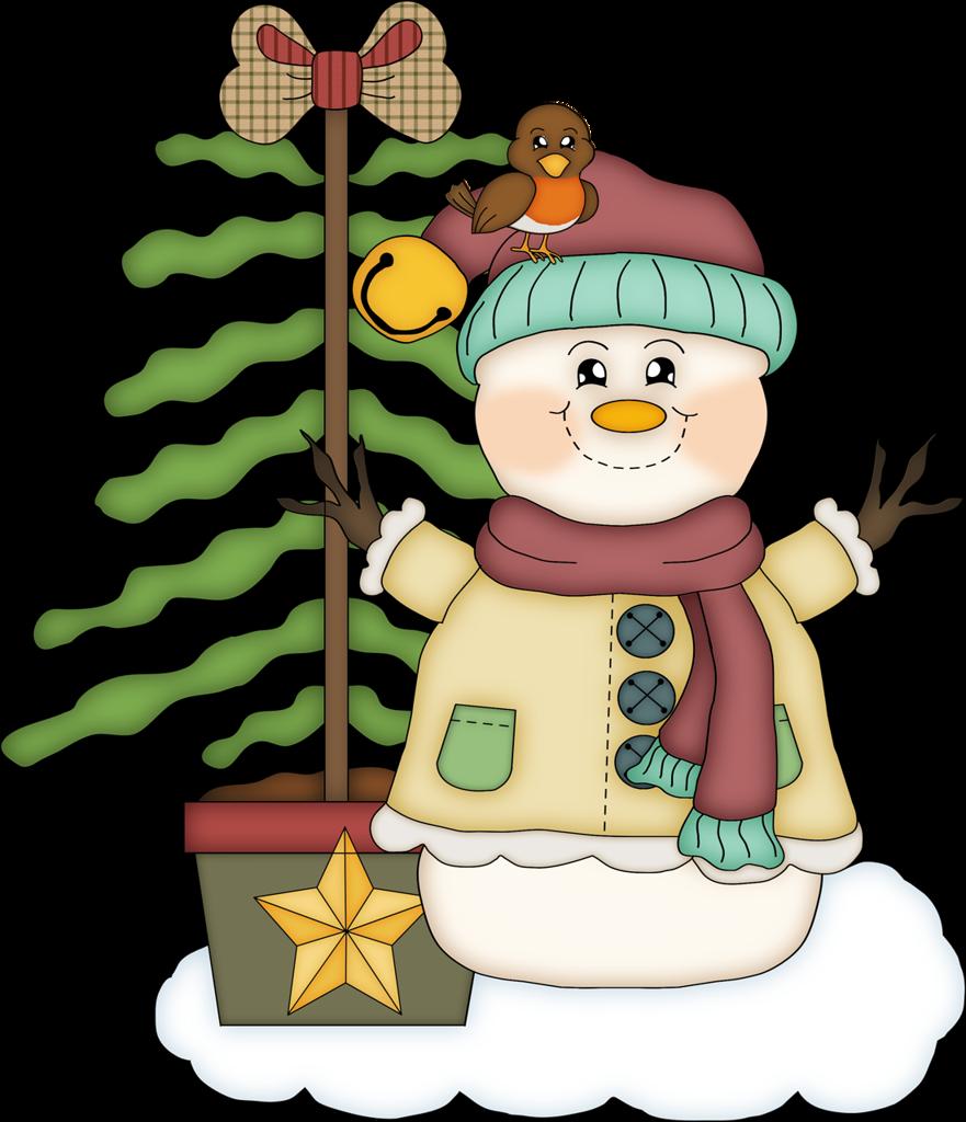 Clipart family christmas. Snow snowman clip art