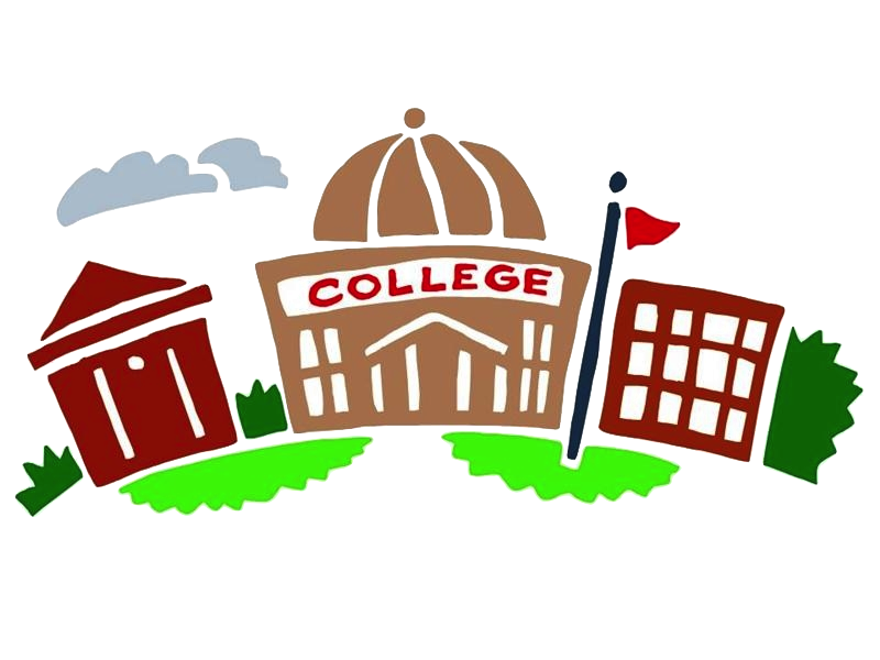 Teen clipart college life. Free panda images collegeclipart