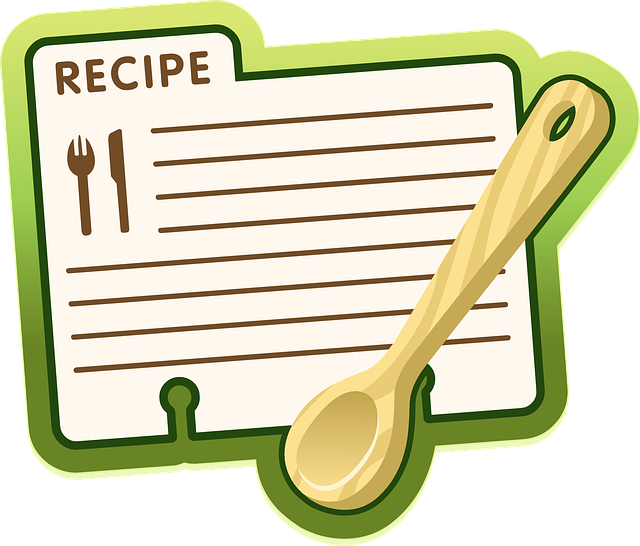 Cookbook clipart recipe book. Delicious recipes vilas county