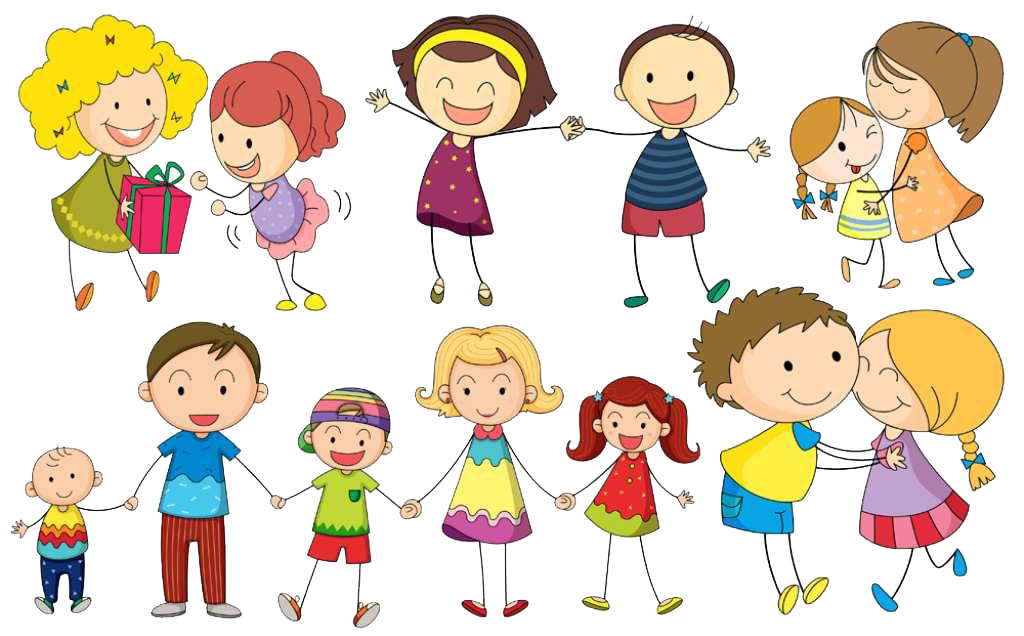 Family free content clip. Gaming clipart cartoon kid