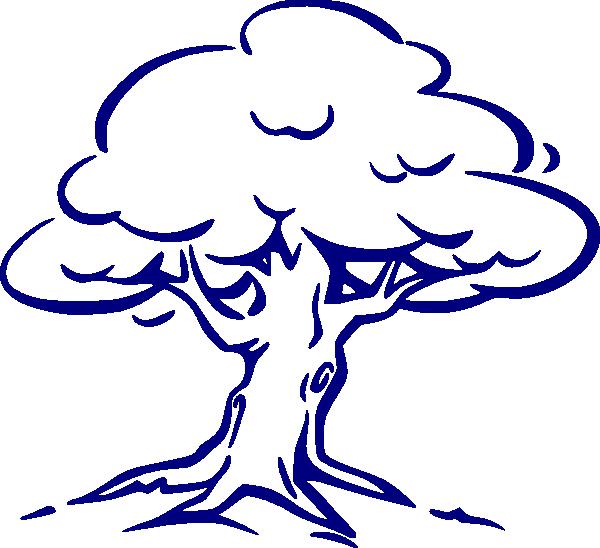 Clipart trees blue. Family tree clip art