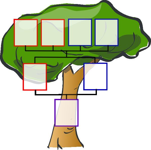 Faces clipart family tree. Totetude one kid clip