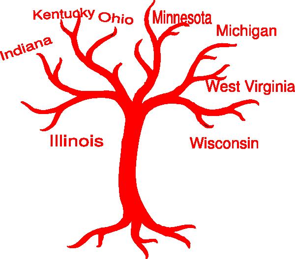 Clip art at clker. Family clipart family tree