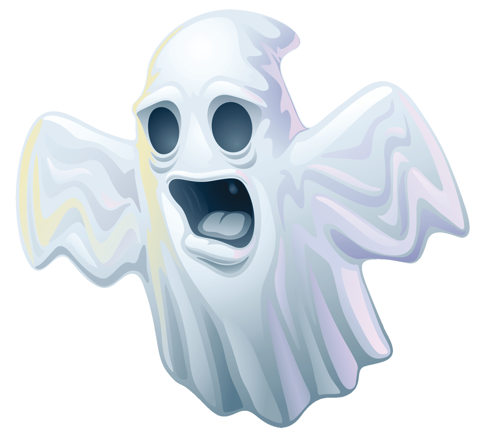 Clipart halloween spooky. Ghost transparent png stickpng