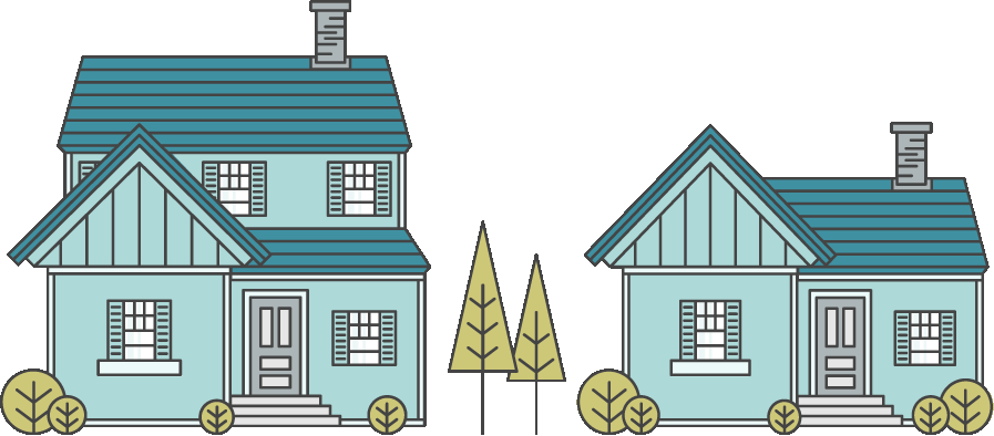Clipart family home. Residential property management software