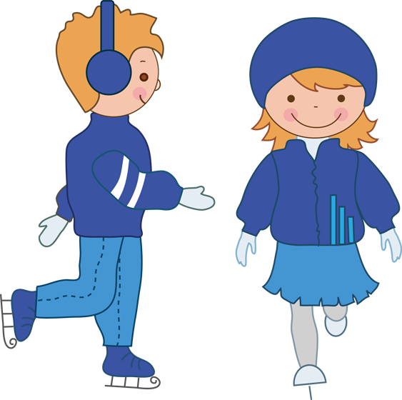 Rockville town square is. Clipart winter ice skating