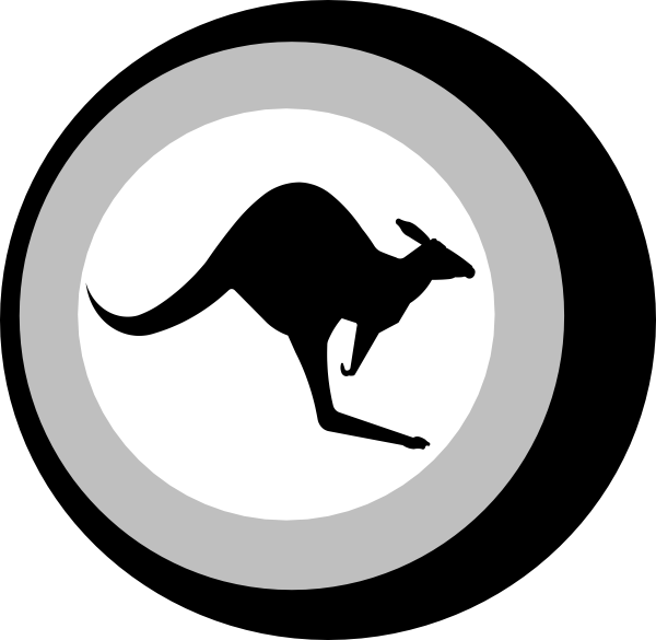 Kangaroo clipart family. Ball clip art at