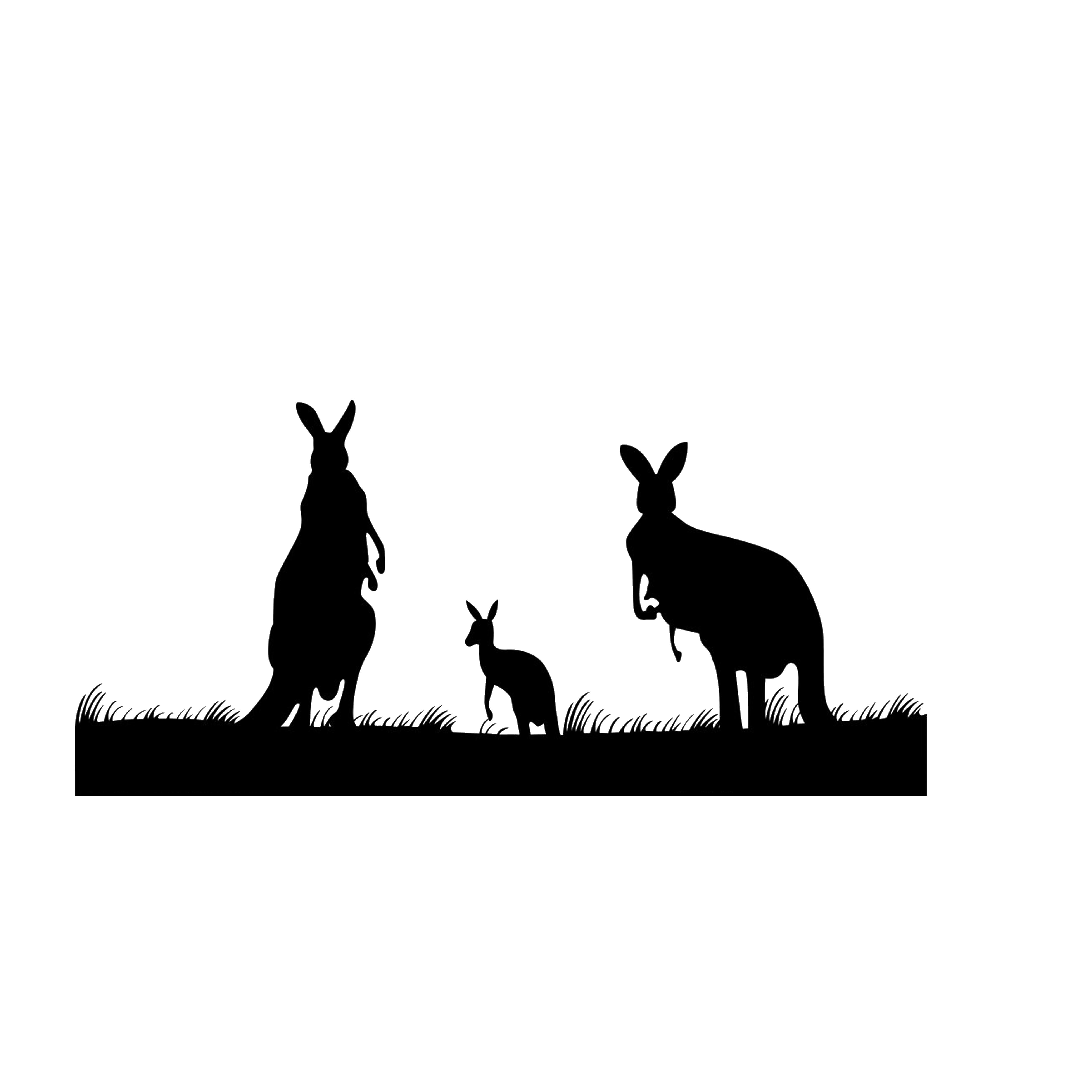 Koala red clip art. Kangaroo clipart family
