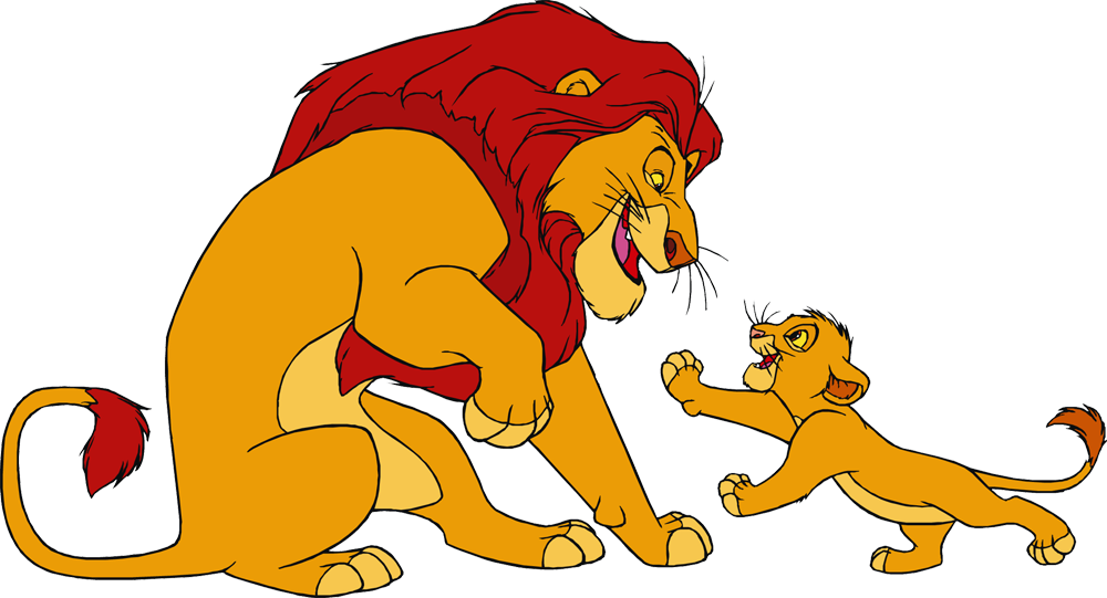 collection of mufasa. Clipart lion lion king