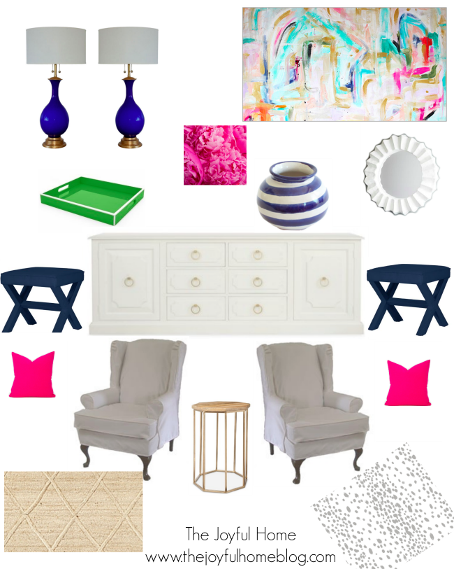 Classic and fun formal. Furniture clipart living room