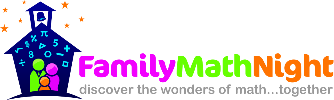 Family night monday may. Families clipart math