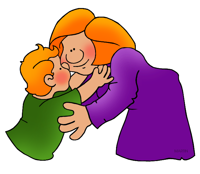 And friends clip art. Family clipart hug
