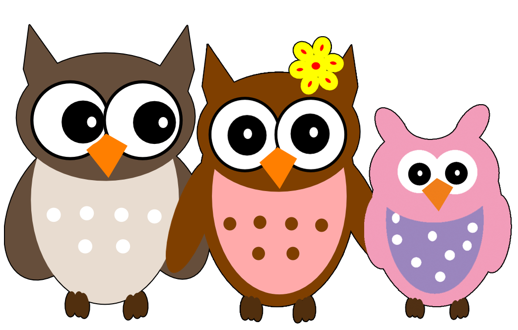Owl free images at. Family clipart cute