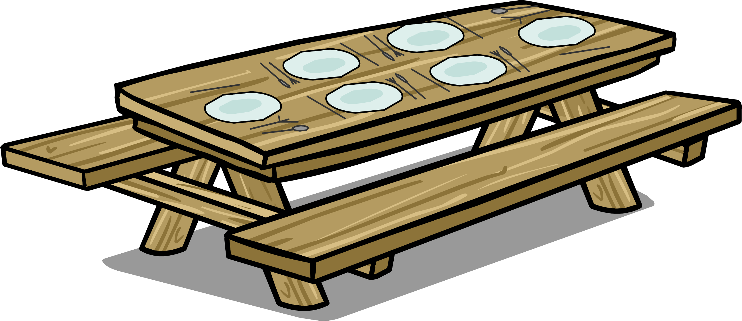 Families clipart picnic table. Image sprite png club