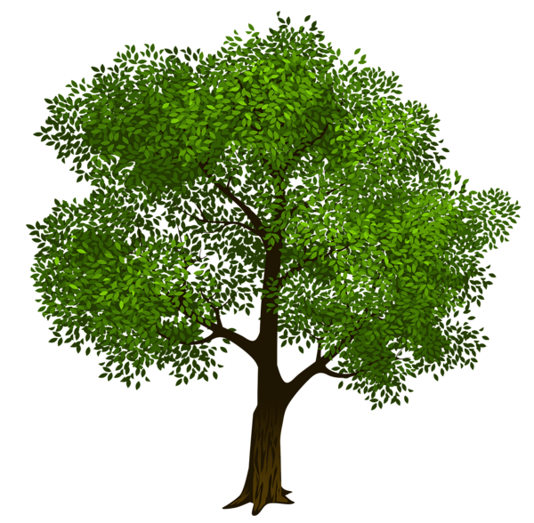 Transparent green tree picture. Planets clipart landscape