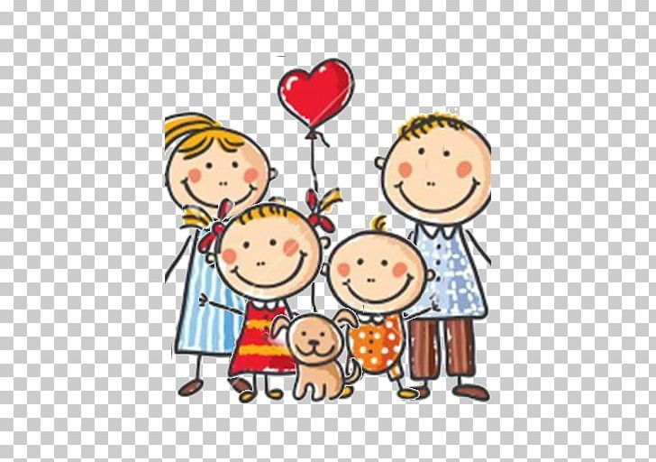 Family child community value. Families clipart respect