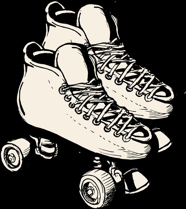 Drawing at getdrawings com. Person clipart roller skating