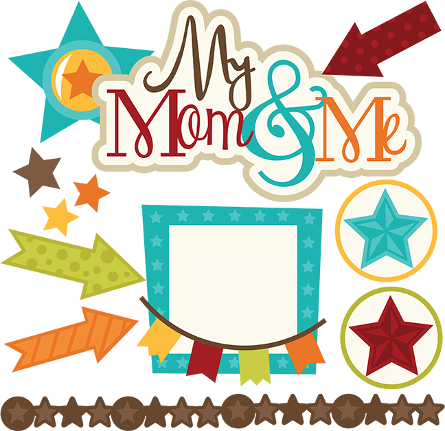My me svg files. Clipart mom miss you
