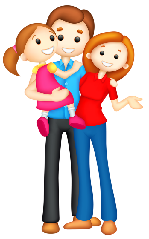 png clip art. Health clipart healthy family